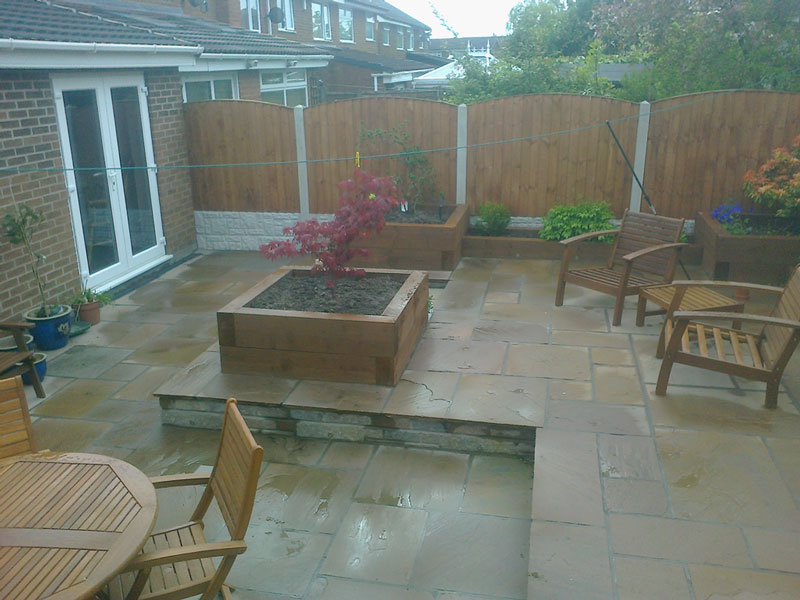 Scope 2 Scape Landscaping And Garden Design In Wigan